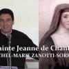 Sainte Jeanne de Chantal / Michel-Marie Zanotti-Sorkine (199e)
