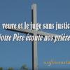 Notre Père écoute nos prières / Pierre Desroches (289e)