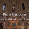 La fidélité à nos engagements de vie / Pierre Desroches (370e)