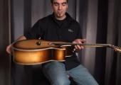 2e présentation : guitare Pellerin Prestige érable ondé
