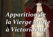 En 1907, la Vierge Marie sauve 2 enfants de la noyade à Victoriaville