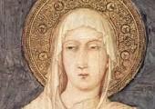 Sainte Claire d'Assise, une personnalité de tout premier plan