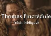 Après huit jours, l'apparition de Jésus à Thomas