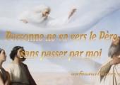 Commentaire du 18 mai 2014 / Pierre Desroches (164e)