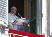 La croix fut nécessaire en raison de la gravité du mal / Pape François