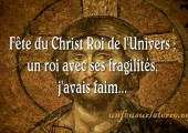 Un roi avec ses fragilités : j'ai eu faim… / Christian Beaulieu (23e)