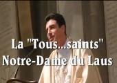 Fête de la «Tous…saints» / Michel-Marie Zanotti-Sorkine (83e)