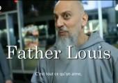 FATHER LOUIS / extrait du film : LES FRANCISCAINS DU BRONX