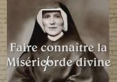 Privé : Sainte Faustine : Jésus lui confie une mission extraordinaire