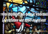 La confiance : un appel au présent / Pierre Desroches (308e)