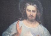 CHICAGO – Tableau de Jésus Miséricordieux / Faustine