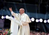 Pape François JMJ / 26 janvier 2019 – Entretien à 36m15