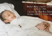MARTHE ROBIN – Superbe biographie / Michel-Marie Zanotti-Sorkine