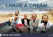 MAGNIFIQUE FILM : I Have a Dream / Africa
