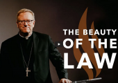 The Beauty of the Law / Robert Barron (22th TO-B) 29 août 2021 (168e)