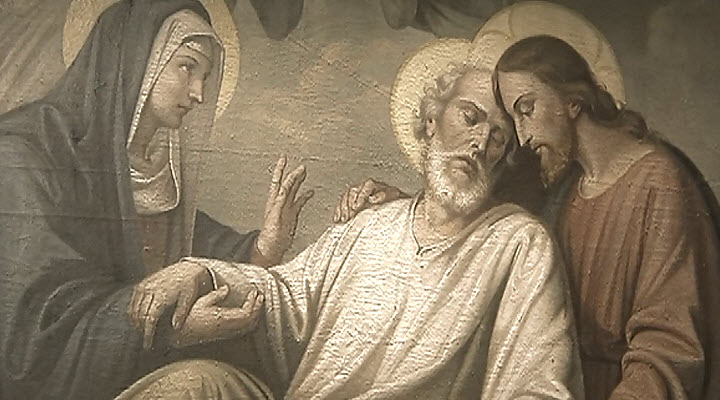 82. La mort de Joseph